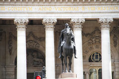 Royal Exchange, London Stock Photography