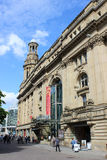 Royal Exchange Theatre, St Anns Square, Manchester Royalty Free Stock Photo