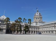 The Royal Exhibition Building Royalty Free Stock Photo