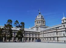 The Royal Exhibition Building Stock Photo