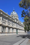 Historical architecture Melbourne Royalty Free Stock Photos