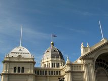 Royal Exhibition Building, Melbourne, Australia Royalty Free Stock Photo