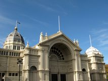 Royal Exhibition Building, Melbourne, Australia Royalty Free Stock Images