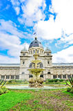 Royal Exhibition Building in Melbourne Royalty Free Stock Photography