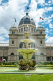 Royal Exhibition Building Stock Image