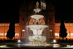 Royal Exhibition Buildings, Melbourne Stock Photos
