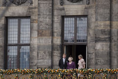 Royal familie Stock Photography