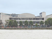 Royal Festival Hall, London Royalty Free Stock Photos