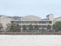 Royal Festival Hall, London Royalty Free Stock Photos