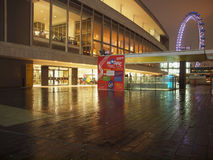 Royal Festival Hall London Stock Photography