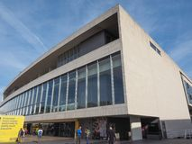 Royal Festival Hall in London in London Royalty Free Stock Image