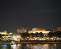 Royal Festival Hall in London in London Stock Image