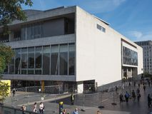 Royal Festival Hall in London in London Royalty Free Stock Photo