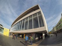 Royal Festival Hall in London in London Stock Photography