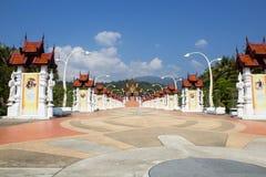 The Royal Flora Ratchaphruek chiangmai Stock Photography