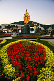 Royal Flora Ratchapruek,thailand Royalty Free Stock Photos