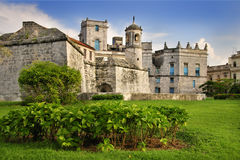 Royal Force Castle In Old Havana Stock Images