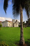 Royal Force castle in Old Havana royalty free stock photo