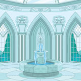 Royal Fountain Royalty Free Stock Images