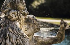 Royal fountain Stock Photos