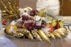 Royal fruits Royalty Free Stock Image