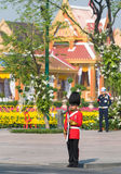 Royal Funeral in Bangkok, April 2012 Royalty Free Stock Photography