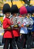 Royal Funeral in Bangkok, April 2012 Stock Images
