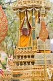 Royal Funeral in Bangkok, April 2012 Stock Photos