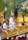 Royal Funeral in Bangkok, April 2012 Royalty Free Stock Photography