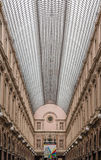 Royal Galeries of Saint Hubert Brussels Belgium Royalty Free Stock Images