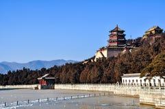 Royal Garden in Beijing Stock Images
