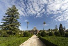 Royal Garden of Caxias Royalty Free Stock Photography
