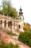 Royal Garden of Prague Castle. Autumn outdoors. Royalty Free Stock Images