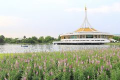 Royal garden Rama IX Stock Photography