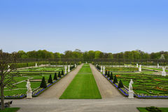 Royal Gardens, Hanover Royalty Free Stock Image