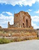 Royal Gate. Ancient Royal Gate in Jerash Jordan stock photo