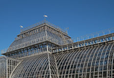 Royal Glasshouse Royalty Free Stock Photography