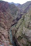 Royal Gorge Royalty Free Stock Photo