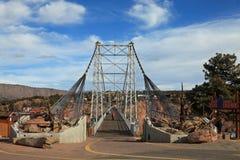 Royal Gorge bridge Stock Images