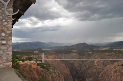 Royal Gorge Bridge Stock Photos