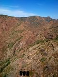 Royal Gorge Royalty Free Stock Photography