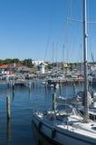 Royal Gothenburg Yacht Club Langedrag Royalty Free Stock Image