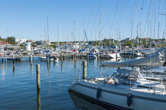Royal Gothenburg Yacht Club Langedrag Sweden Royalty Free Stock Photo