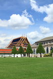 The Royal Grand Palace Stock Photos