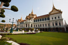 The Royal Grand Palace Royalty Free Stock Photo