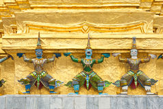 Royal Grand Palace Royalty Free Stock Photos