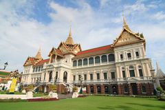 The royal grand palace Royalty Free Stock Photos