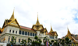 The Royal Grand Palace Stock Photography