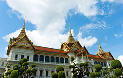 Royal Grand Palace in Bangkok Stock Images