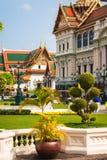 Royal grand palace in Bangkok, Asia Thailand Royalty Free Stock Photography